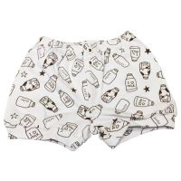 Shorts cartoon com punho